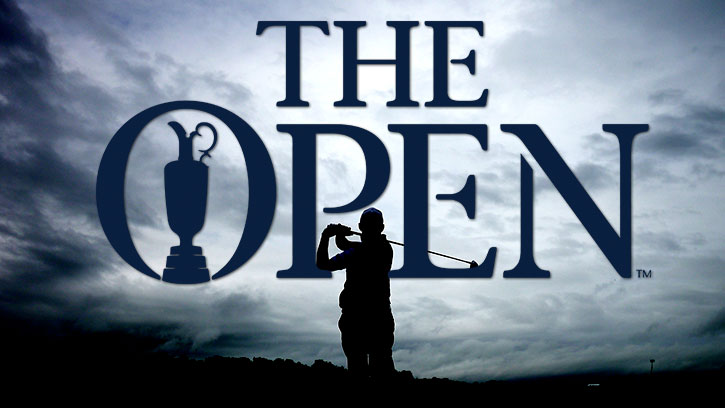 [中継]あの激闘をもう一度!全英オープンゴルフ選手権