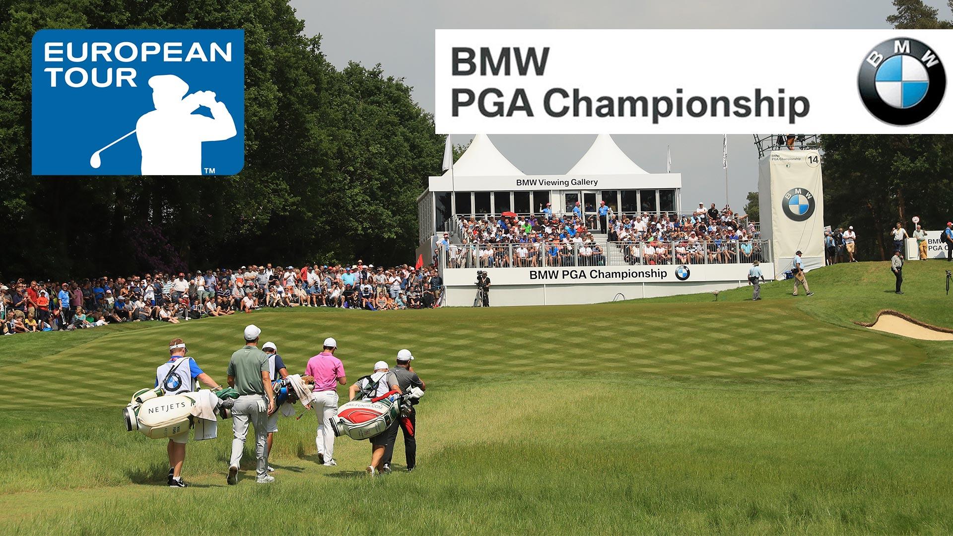 BMW PGA選手権 R・マキロイ、J・ローズ、F・モリナリらビッグネームが集結!日本からは谷原秀人、宮里優作らが参戦!