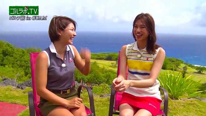 「ゴルラボ.TV」ゴルフ旅INグアムの最終回は「上級者に見える所作」