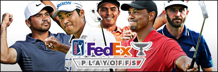 PGAツアープレーオフシリーズ 全試合・全ラウンド生中継