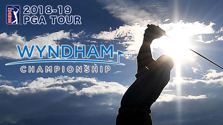 松山英樹、小平智参戦 PGAツアーレギュラーシーズン最終戦 ウィンダム選手権